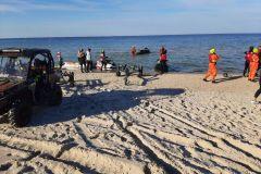 09-10.10.2011r. OSP Karwia - I manewry morskie