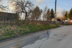 #27 12.03.2020r. Zwartówko - drzewo powalone na droge i lnię energetyczną