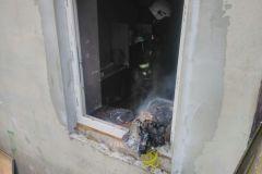#42 02.04.2020r.  Jackowo 21 - pożar mieszkania