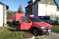 #50 11.04.2020r. Zwartowo, Zwartówko i Zwarcienko - dostarczanie żywności dla mieszkańców