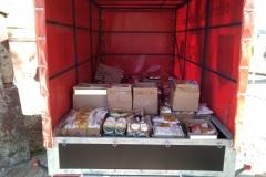 #56 17.04.2020r. Choczewo - dostarczanie żywności dla mieszkańców