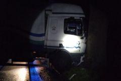 #59 11.05.2020r. droga Łętowo - Gradkowice  - wypadek drogowy