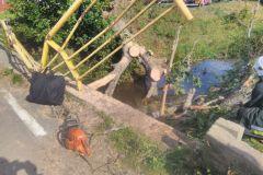 #82 18.09.2019r. Stilo drzewo powalone na drogę i most
