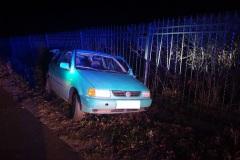 #95 22.12.2019r. Zwartowo wypadek drogowy